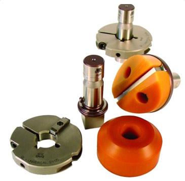 Quicklock™ Sistem ve Üretan Sıyırıcı Seçenekleri